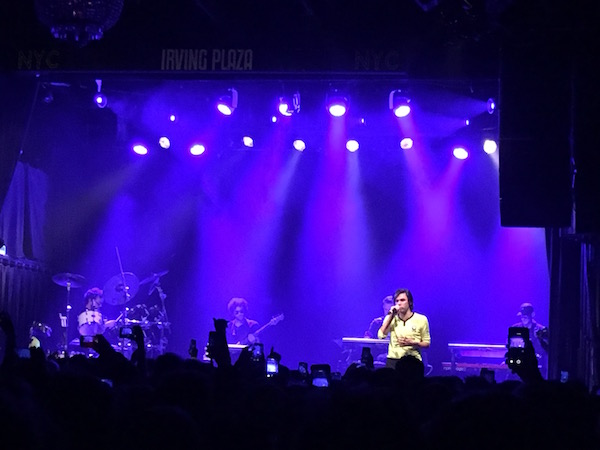 Orelsan in New York City