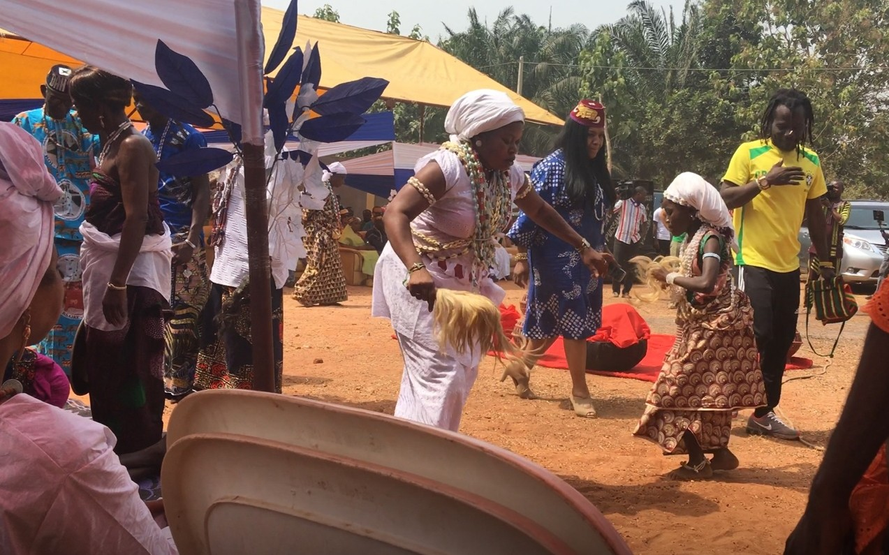 Benin: Allada for the Fête du Vodoun